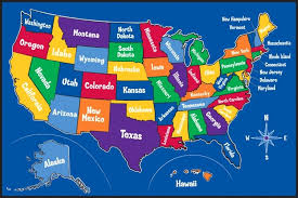 world map area rug awesome map of united states for kids misc