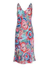 Josie Natori Size Chart Paisley Bloom Sleepwear Gown