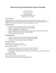 entry level network administrator cover letter sample admin cover letter template