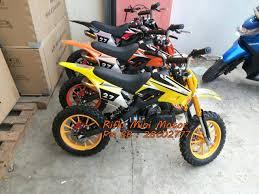 rifki mini motor mini trail ktm 2t