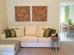 modern wall art tree slices panel sliced wood wooden fullxfull panels nature hanging holzwand kunst large