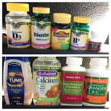 Gastric bypass vitamine