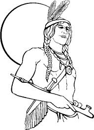 Small Picture Native American Coloring Pages Free Book Coloring Native American