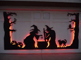halloween decoration ideas for a bar