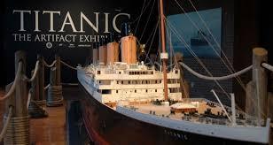 نتيجة بحث الصور عن the titanic artifact exhibition