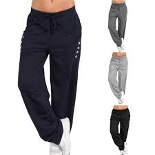 Womens Designer Tracksuit Bottoms Details About Uk Women Joggers Trousers Ladies Tracksuit Bottoms Jogging Gym Pants Lounge Wear