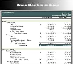 balance sheet template business plan balance sheet template excel haisum cmerge