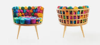 colorful furniture. Colorful Silk Balls Filled With Sponge Inside Also Provide A Comfortable Sitting Experience. To Decrease The Carbon Footprint While Transporting Legs Are Furniture