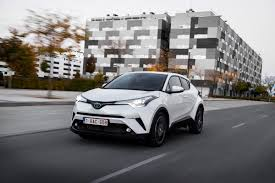 Toyota C-HR is a car but not as we know it and it's way ahead of ...