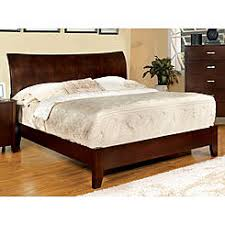 amazing contemporary bedroom furniture ideas 318. Furniture Of America Brown Cherry Pilly Wooden Bed Amazing Contemporary Bedroom Ideas 318 N
