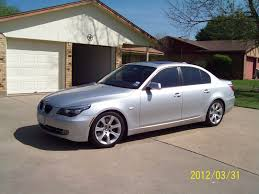 BMW 5 Series 2008 bmw 325xi : BMW 5 series 530i 2008 | Auto images and Specification