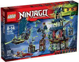 Đồ chơi lắp ráp LEGO Ninjago 70732 - Thành phố Ma Stiix (LEGO Ninjago City  of Stiix 70732) giá rẻ tại cửa hàng LegoHouse.vn LEGO Việt Nam