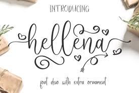 Download 58,055 swash free vectors. Hellena Font By Haksen Creative Fabrica In 2020 Free Font Script Fonts Script