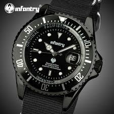 online get cheap most durable watches aliexpress com alibaba group infantry watch men durable ultra thin nylon aviator quartz watches waterproof luminous male clocks relogio