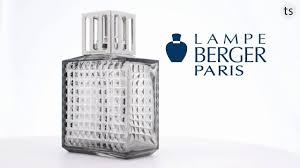Lampe Berger Paris Duftlampe 4473 Diamant Grau