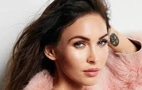 Wallpaper Look Megan Fox Pose Megan Fox Makeup Actress