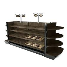 wooden display shelves bakery display shelving units folding wooden display shelves uk