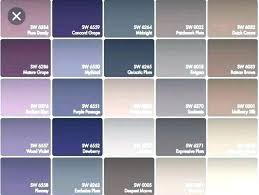 Gray Paint Chart Purple Gray Paint Color Shades Of Brown Chart Grey