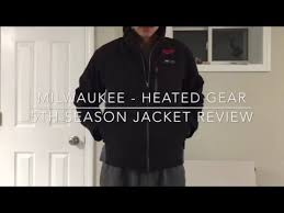Milwaukee Vest Size Chart Milwaukee 12v Heated Jacket Review Sizing Guide