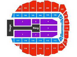 Ufc 205 Seating Chart Riding Arena Size Chart City Bank