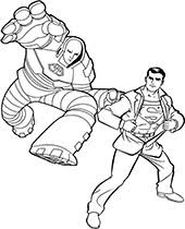 These coloring pages of superheroes and super villains will spark your child's imagination. Superman Coloring Pages To Print Topcoloringpages