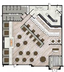 HIGH SCHOOL OF ARTS  DesignShare ProjectsCafeteria Floor Plan