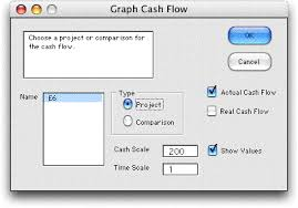 Cash Flow Comparison Computation Operations Management Industrial Engineering