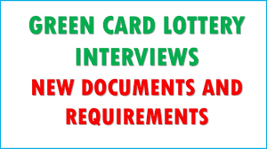 Jul 28, 2020 · the photo is an important part of your green card application, and the u.s. Green Card Lottery Interviews New Documents And Requirements Youtube