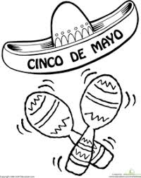 Set your cinco de mayo up for success with an ambiance guests won't forget. Cinco De Mayo Worksheets And Coloring Pages For Kids Holiday Worksheets Cinco De Mayo Crafts Cinco De Mayo