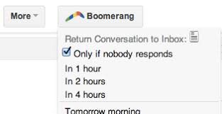 Follow Up With Job Applications After No Response Boomerang For Gmail
