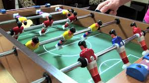Miniature Wooden Foosball Table Game Mini Table Football by 100studio YouTube 63