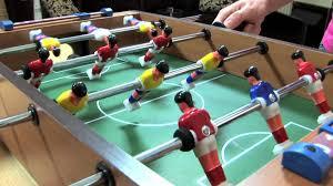 table football. mini table football by 24studio
