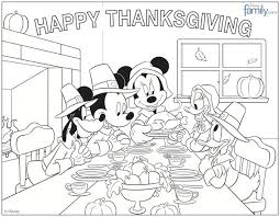 Small Picture Free Printable Coloring Pages For Thanksgiving Miakenasnet
