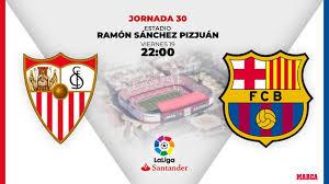 February 27, 2021 stadium : Sevilla Vs Barcelona Messi Visits His Second Home Icdspain