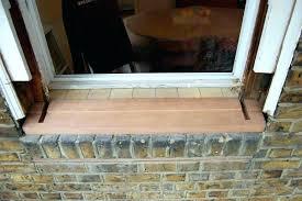 exterior window sill paint ling ssh