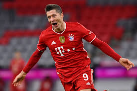 Левандовский роберт (robert lewandowski) футбол нападающий польша 21.08.1988. Bayern Munich Robert Lewandowski Flexible About Future
