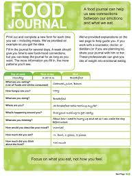 Nba Com Food Journal