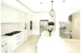 modern french country kitchen. Modern French Kitchen Design White And Grey Country