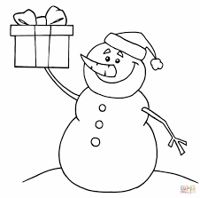 Small Picture Snowman coloring pages Free Coloring Pages