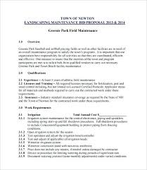 landscape proposal template word word document proposal template sales strategy rightarrow template