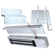 door z l mounting bracket holder stand for 280kg electric magnetic lock durable