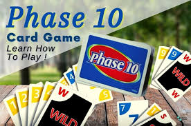 The card deck consists of 66 cards.six (6) cards are the special locations. Phase 10 Rules How To Play Phase 10 Card Game