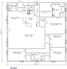barndominium floor plans ideas for