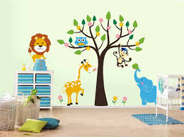 Stunning Wall Murals For Kids Pictures Design Inspiration