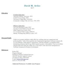 References Available Upon Request On Resume #11454