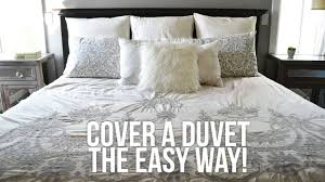 tip tuesday how to cover a duvet