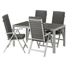 outdoor ikea furniture. Plain Outdoor IKEA SJLLAND Table4 Reclining Chairs Outdoor Easy To Fold Up And Put Away For Outdoor Ikea Furniture K