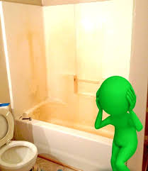 how to remove stains from acrylic bathtub fiberglass bathtub dc n how to remove yellow stains