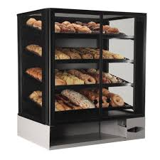 structural concepts impulse csc3223 non refrigerated countertop bakery display case merchandiser 32 image preview main picture