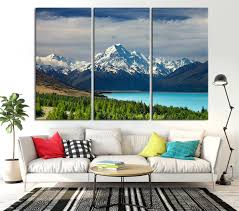 extra large wall art mount cook canvas print new zealand canvas print mountains wall art canvas print on extra large wall art nz with extra large wall art mount cook canvas print new zealand canvas
